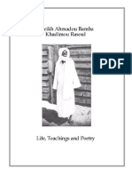 Cheikh Ahmadou Bamba - Life, Teachings and Poetry (3rd Edition)
