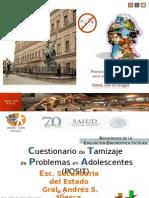 Factores de Riesgo Andres S. Viesca
