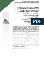 Ergonomia Carga e Descarga Metodo OWAS E NIOSH
