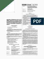 REGLAMENTO DE LA LEY 26505.pdf