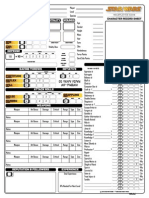d20 Star Wars Caracter Sheetb