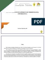Diccionario Enciclopedico de Terminologia Informática