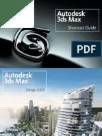 3ds Max Design shortcuts
