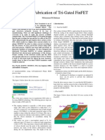 FinFET Design and Fabrication