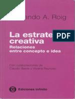 Estrategia Creativa_Fernando A. Roig