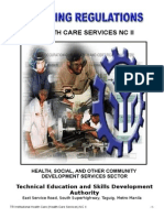 TR Health Care Services NC II (Repaired)
