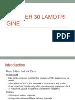 Chapter 30 Lamotrigine