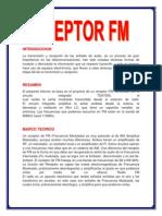 Informe de Receptor Fm
