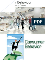 Consumer Behaviour PPT Precentation