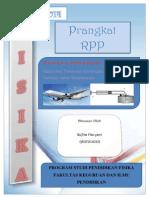 contoh perangkat RPP