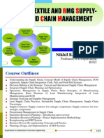 M 304-Textile and RMG Supply-Demand Chain Management