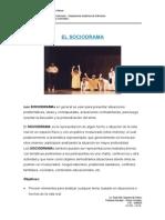 Sociodrama y Teatro de Titeres.