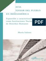Defensor Del Pueblo en Iberoamérica Expansión