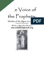 Voice of the Prophet