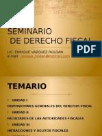Seminario de Derecho Fiscal 2