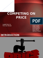 Competing on Price