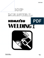 Shop Manual Welding ·j·k