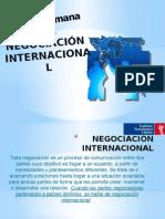 La Negociacion Comercio Internacional