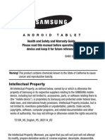 GEN SM-T210R Galaxy Tab 3 English HealthandSafety KK R2
