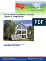An Integrated Approach to Energy Savings