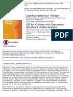 CBT for Children With Depressive Symptoms_2014