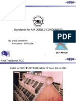 HEI Standards for Air Cooled Condensers.dave Sanderlin SPIG USA