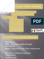 Oracle Fusion Soa Online Training in India