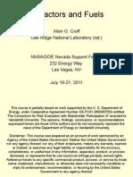 04 Reactors and Fuels
