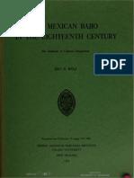 Wolf Mexican Bajío