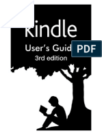 Kindle Touch User Guide 3rd Edition EnUS