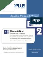 Apostila Microplus Word
