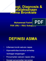Imun Asma Fachri Kuliah