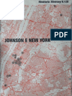 Itinerario Domus n. 129 Johnson e New York