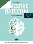 Investire BITCOIN  Come Capire - Stefano Pepe