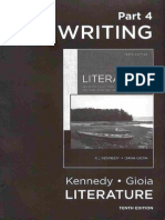 Literature an Introduction to Fiction, Poetry, Drama, And Writing Part 4 Writing
