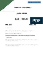 Class 10 Social Science SA2 1
