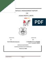 Asian-Paints - Strategic Managt