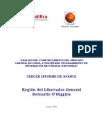 CHILECALIFICA (2005) Analisis Comportamiento de Mercado Laboral en Chile