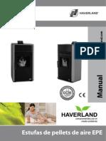 Estufas Pellets EPE Haverland v01 Esp