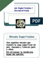 dermatosis superficiales