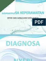 Diagnosa Nyeri