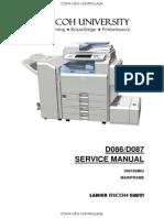 Ricoh MP C3001 Service Manual
