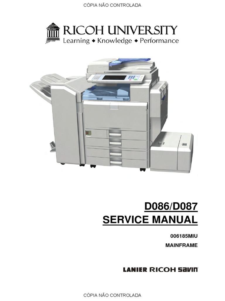 ricoh mp c3001 service manual power supply photocopier rh scribd com Ricoh Service Exellence Ricoh Service Excellence Logo