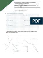 Actividad Geometria 3 Grado Cuarto