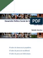 Presentacion. Clase 1.Desarrollo Politico-Venzla