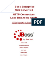 JBoss Enterprise Web Server 1.0 Load Balancing Guide