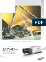 Kamera SDC 415