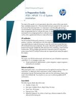 HP0-P20 Exam Preparation Guide