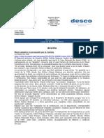 Noticias - News 25-Ene-10 RWI-DESCO