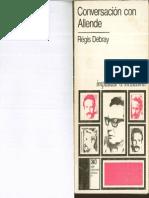 Régis Debray - Conversación con Allende (1971)